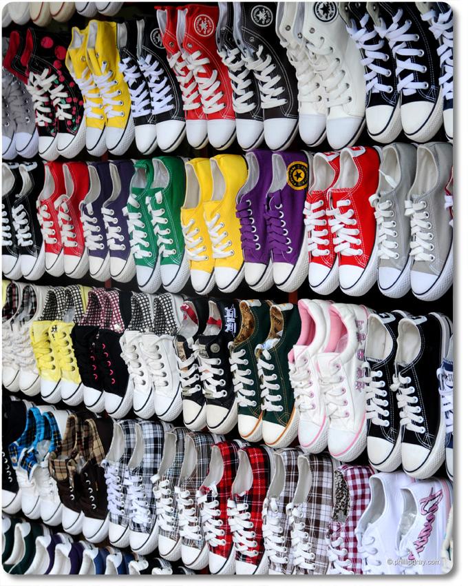 Shoe Shopping Sydney