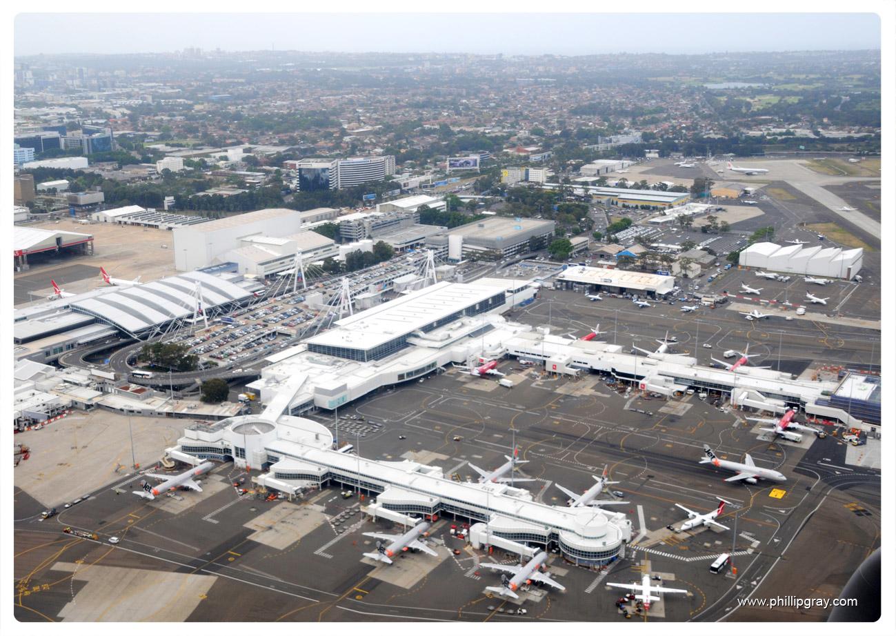 sydney airport - photo #8
