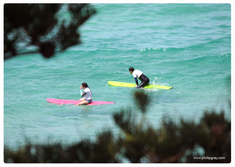 Sydney - Manly Surf School 5