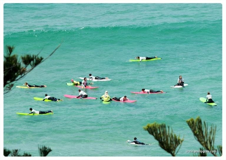 Sydney - Manly Surf School 6