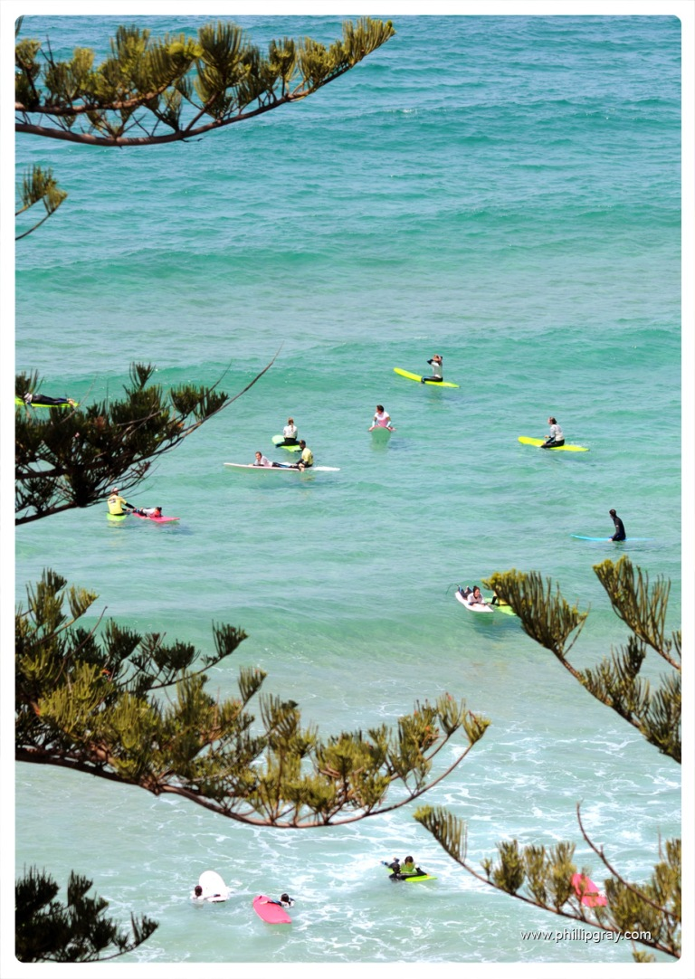 Sydney - Manly Surf School 7
