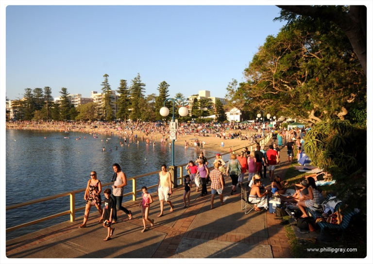 Sydney - Manly Cove NYE2