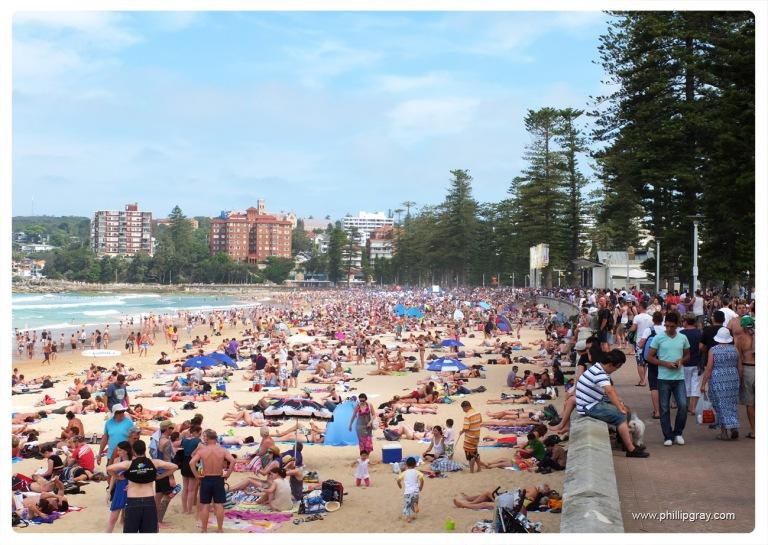 Sydney-Manly 12-13 Summer 13