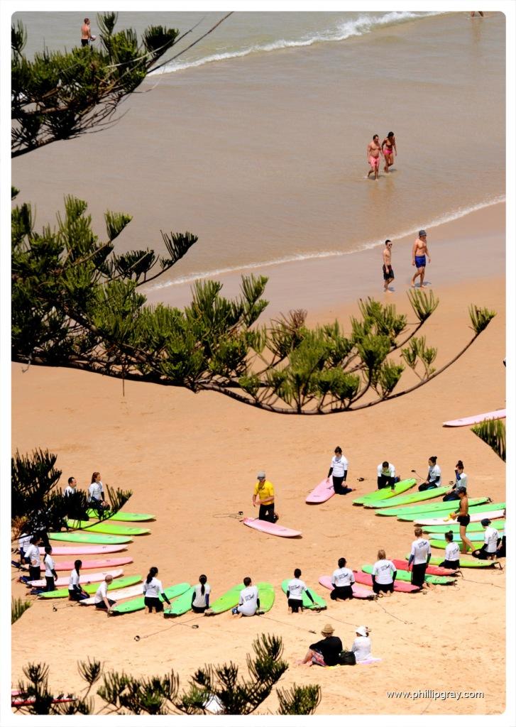 Sydney - Manly Surf School 2