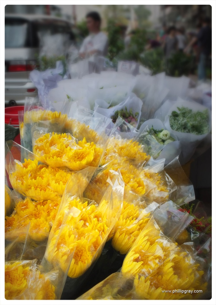 Hong Kong - Flower Market 3