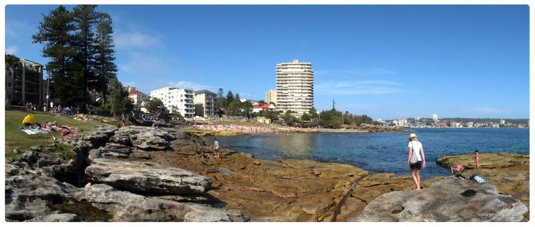 Sydney - Manly Fairlight 1