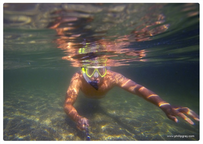 Sydney - Manly Fairlight Snorkling1