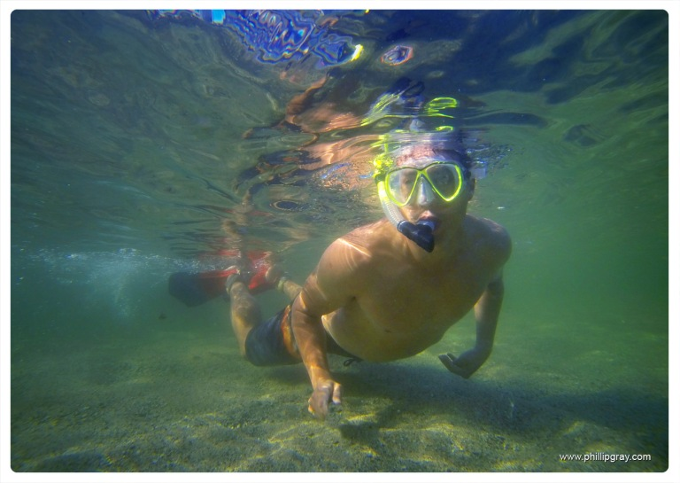 Sydney - Manly Fairlight Snorkling2