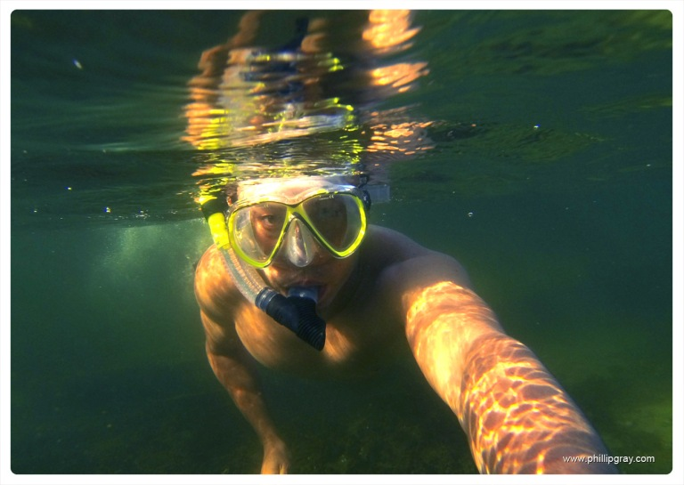 Sydney - Manly Fairlight Snorkling5