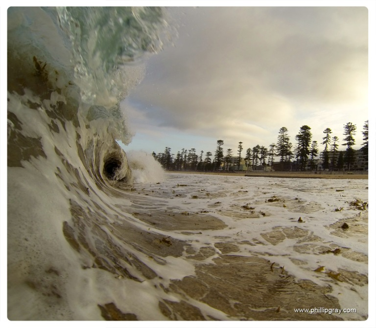 Sydney - Manly Shorebreak1