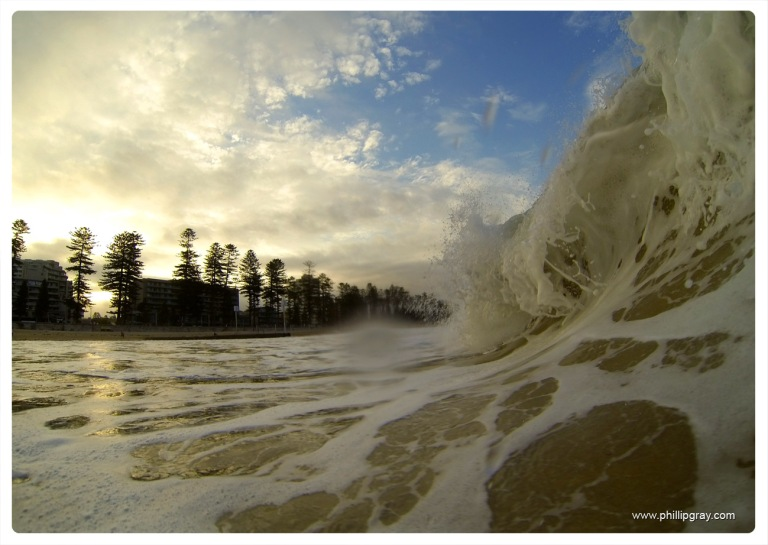 Sydney - Manly Shorebreak11