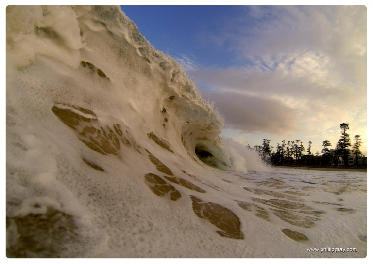 Sydney - Manly Shorebreak9