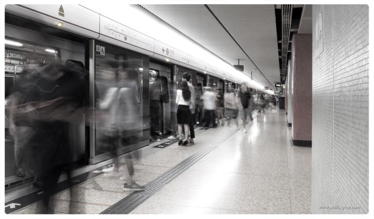 Hong Kong - MRT 1