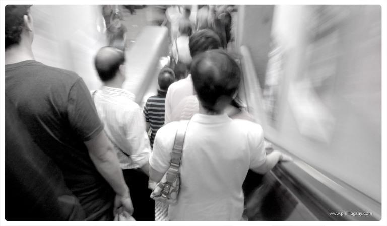 Hong Kong - MRT 3