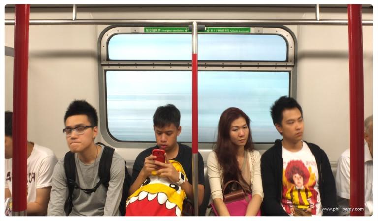 Hong Kong - MRT 4