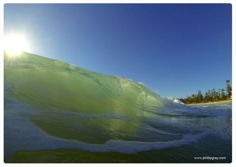 Sydney - Manly Waves4