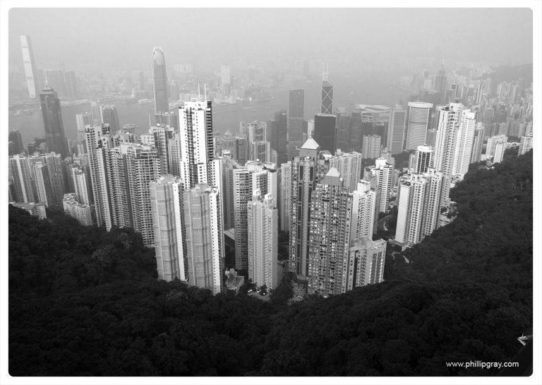 Hong Kong - Peak 1