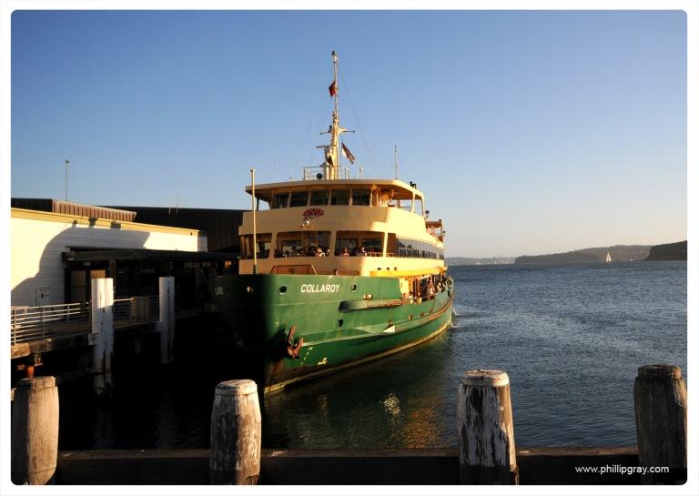 Sydney - Manly Ferry1