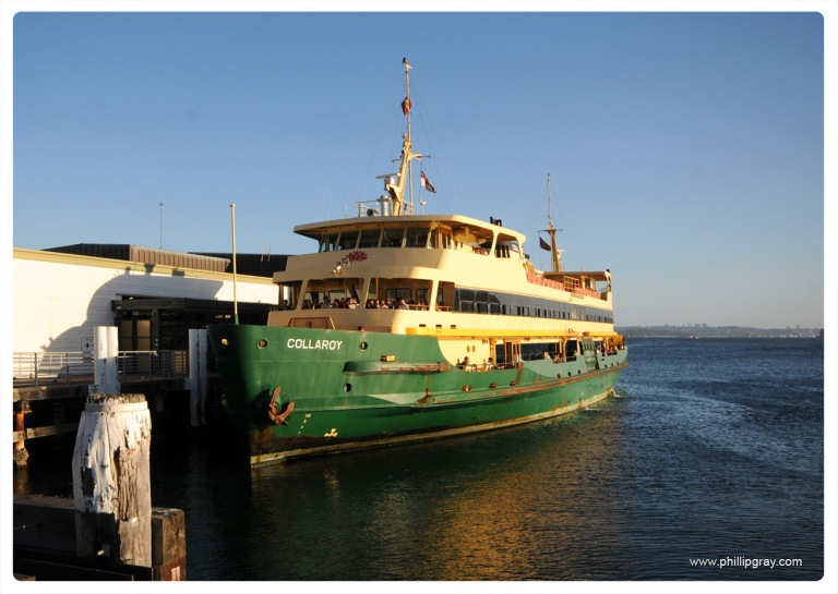 Sydney - Manly Ferry2