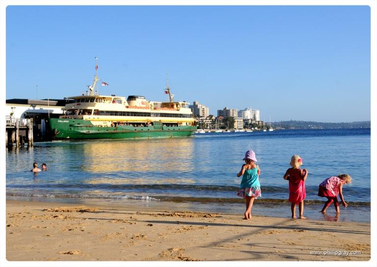 Sydney - Manly Ferry3
