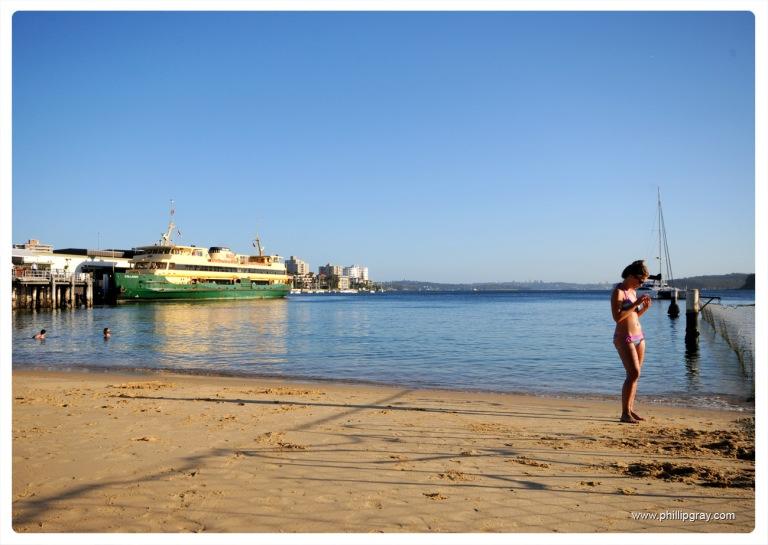 Sydney - Manly Ferry4