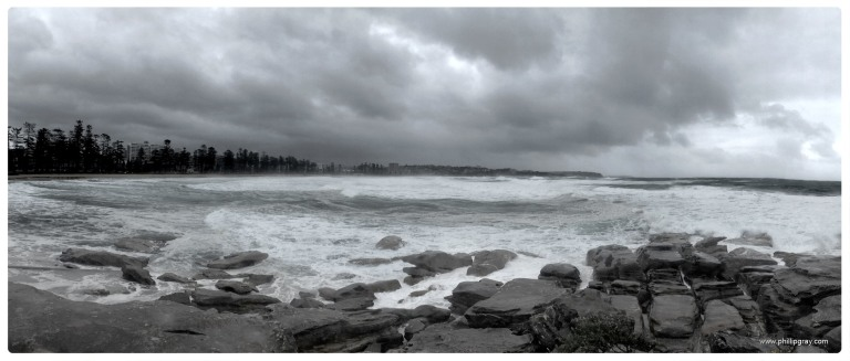 Sydney - Manly Storm 1