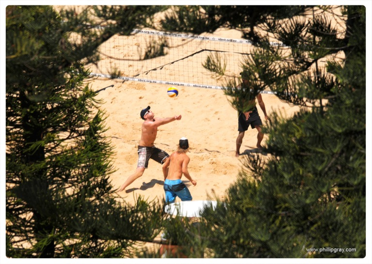 Sydney - Manly Volleyball 2