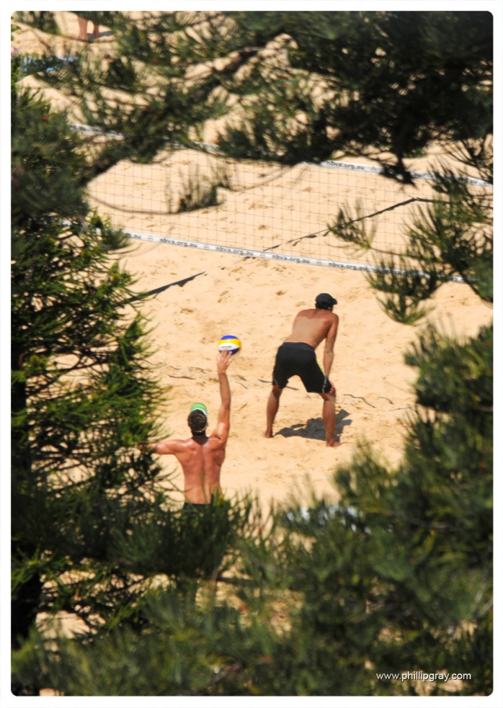 Sydney - Manly Volleyball 3