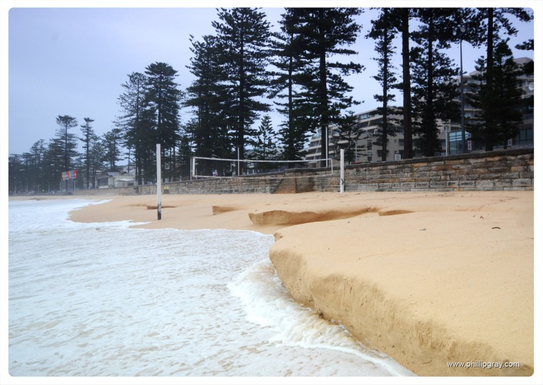 Sydney - Manly Volleyball Washout 1
