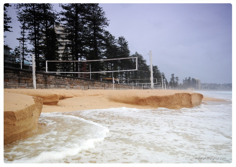 Sydney - Manly Volleyball Washout 2