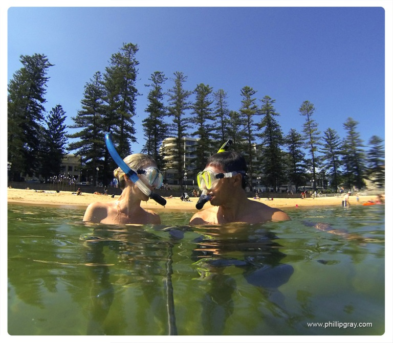 Sydney - Manly West Esp Snorkling4