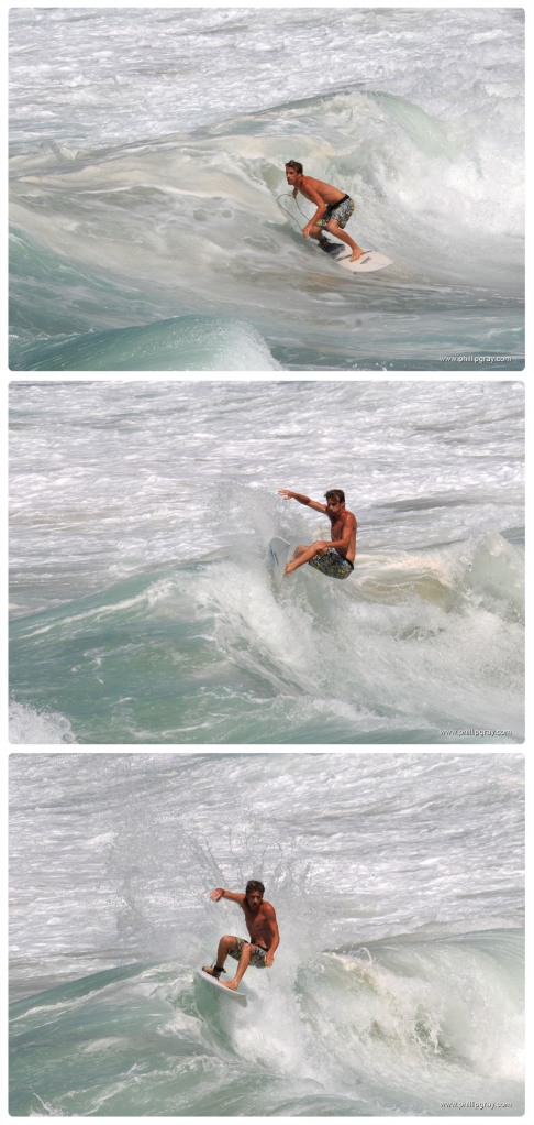 Sydney - Queenscliff Surfer2