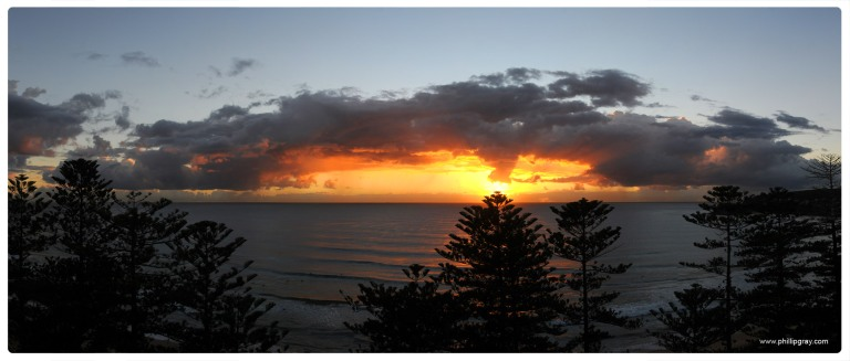 Sydney - Manly Sunrise 12
