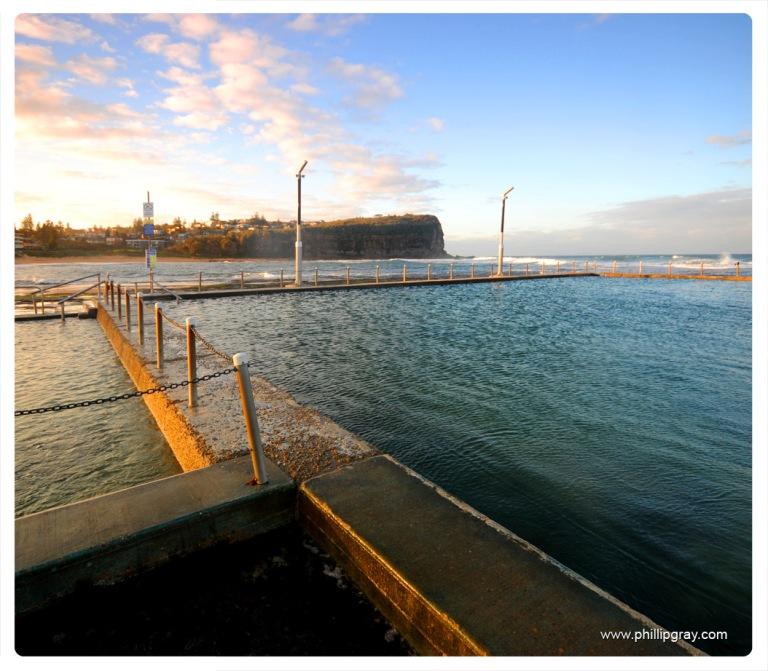 Sydney - Mona Vale Pool10