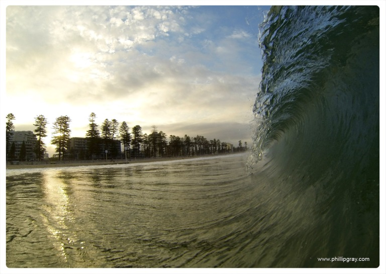 Sydney - Manly Shorebreak10