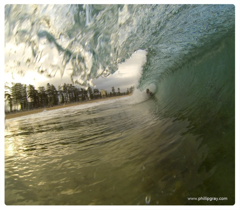 Sydney - Manly Shorebreak4