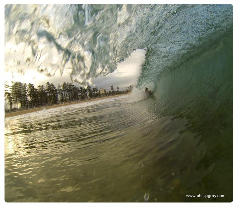 Sydney - Manly Shorebreak4