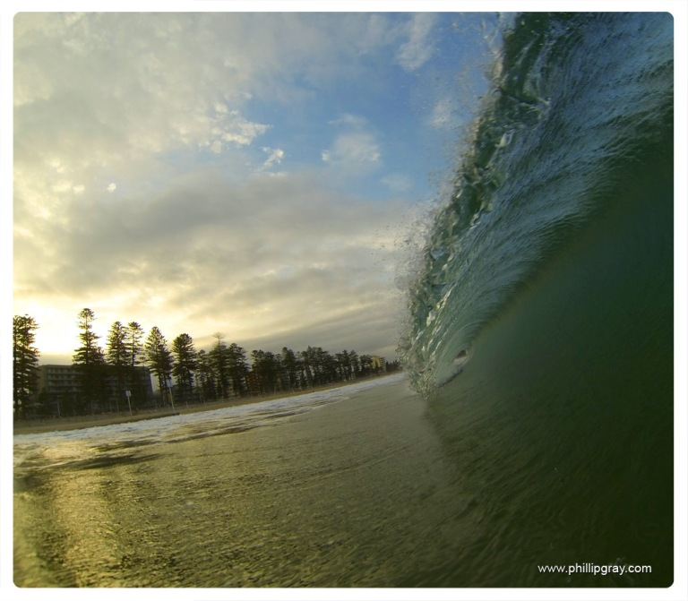 Sydney - Manly Shorebreak8
