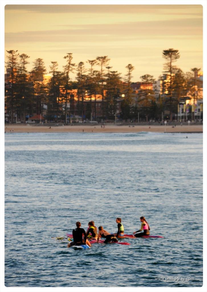 Sydney - Queenscliff Afternoon1