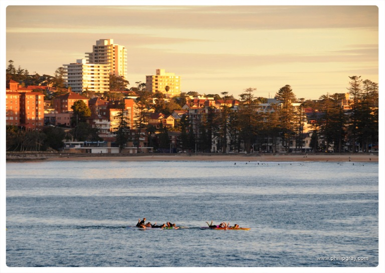 Sydney - Queenscliff Afternoon2
