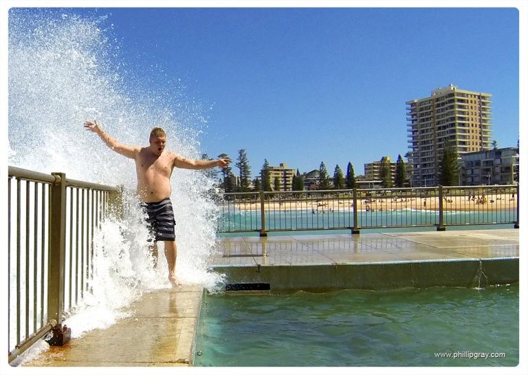 Sydney - Queenscliff Pool O1