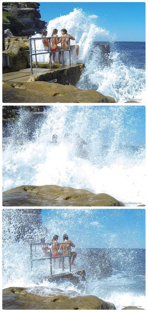 Sydney - Queenscliff Pool O2