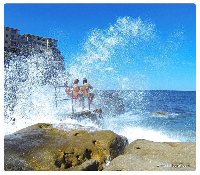 Sydney - Queenscliff Pool O4