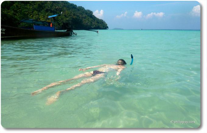 Thailand - Phi Phi SN1