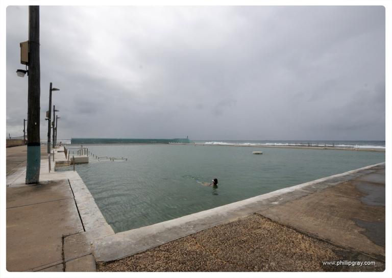 Newcastle - Nobbys Baths4