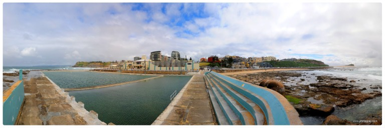 Newcastle - Nobbys Baths5