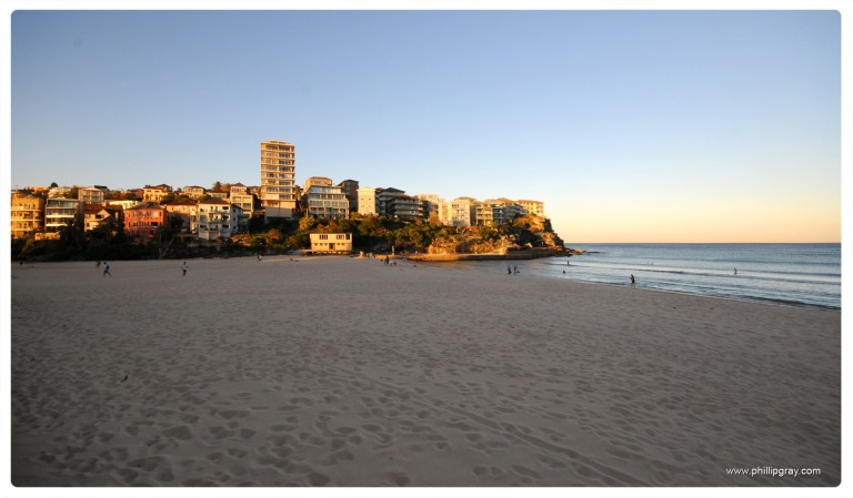 Sydney - Queenscliff Headland 13-Oct-1