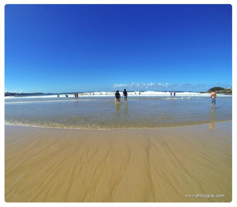 Sydney - Manly Bodysurf2