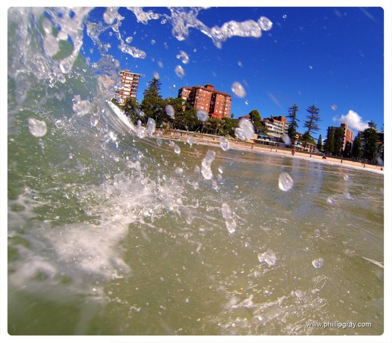 Sydney - Manly Bodysurf3
