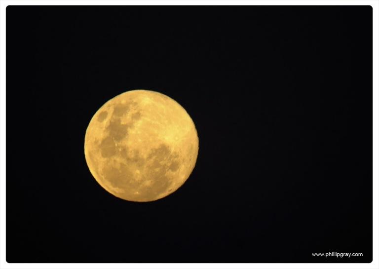 Sydney - Manly Moonrise3